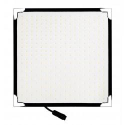 Aladdin Bi-Flex1 Bi-Color 3000-6000K Luz LED Flexible Kit con accesorios y estuche de transporte