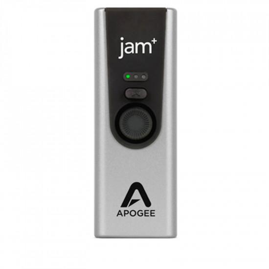 Apogee jam+ Pro Instrument Tone en tu iPhone, Mac o PC