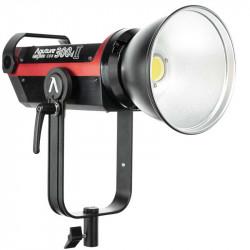 Aputure C300d Mark II Light Storm LED Light con plate V-Mount