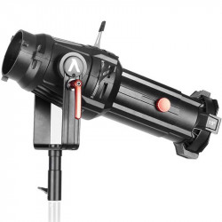 Aputure Set Elipsoidal 26 grados para proyector LED LS C120d C120dII C300d y C300d II