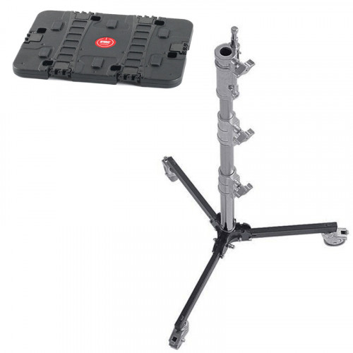 Avenger Kit A5012 Trípode Roller Stand con base HPRC 0500