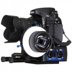 Beachtek  DXA-SLR ULTRA Mixer de audio para DSLR