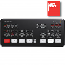 Blackmagic Design ATEM Mini PRO Mixer 4 HDMI con Live Streaming