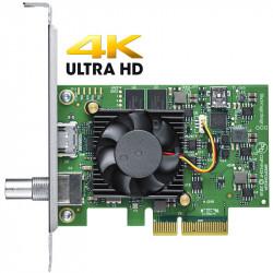 Blackmagic Design Decklink  Mini Recorder - 4K PCI-Express 2.0 x4 Interface