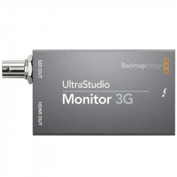 Blackmagic Design UltraStudio Monitor 3G - Thunderbolt 3 USB-C