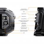 Blackmagic Design URSA Mini PRO 4.6K Digital Cinema Camera con Montura Canon EF (Sólo Cuerpo)