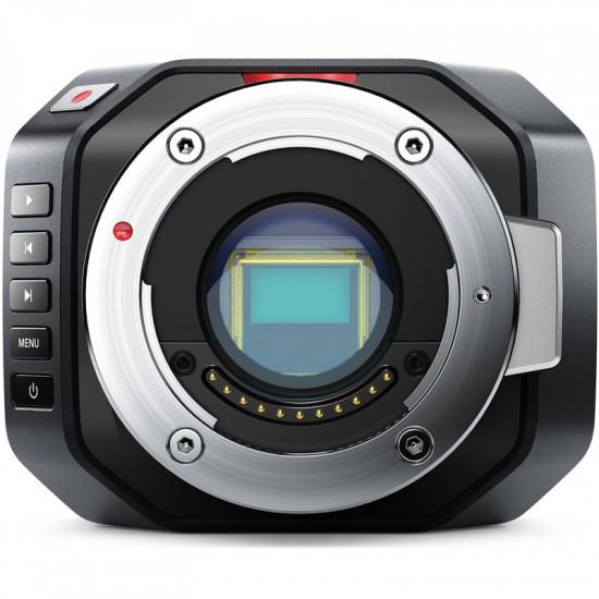 Blackmagic Micro Cinema Camera con montura Micro 4/3