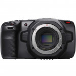 Blackmagic Kit Pocket 6K Cinema Camera  (montura EF) con lente 24-105 F4