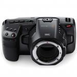 Blackmagic Design Pocket 6K Cinema Camera  (montura EF) Blackmagic RAW