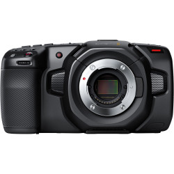 Blackmagic Design Pocket Cinema Camera 4K (sólo cuerpo) Blackmagic RAW