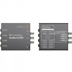 Blackmagic Design Mini Convertidor de Audio a SDI