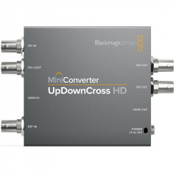 Blackmagic Design Micro Convertidor UpDownCross HD