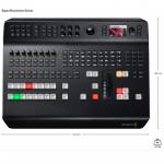 Blackmagic Design ATEM Television Studio PRO HD Mixer 4 SDI + 4 HDMI Live Production