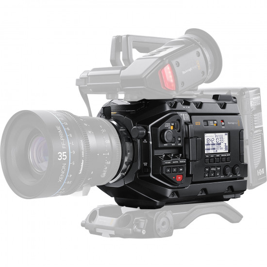 Blackmagic Design URSA Mini PRO 4.6K G2 Digital Cinema Camera con Montura Canon EF (Sólo Cuerpo)