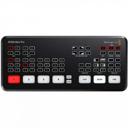 Blackmagic Design ATEM Mini PRO Mixer 4 HDMI con Live Streaming
