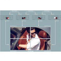 Blackmagic Design HyperDeck Studio Mini Grabador de Video Compacto UHD 10bits
