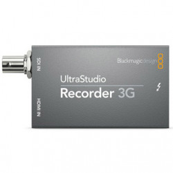 Blackmagic Design UltraStudio Recorder 3G- Thunderbolt 3 (USB-C)