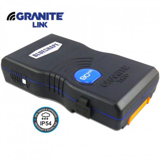 Blueshape Bateria Delgada V-Mount 90W/h 6.2Ah Granite IP54