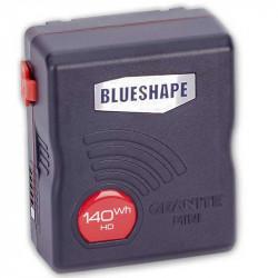 Blueshape BV140HDMINI Bateria Compacta V-Mount 140W/h 9.9Ah Granite MiniLink
