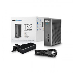CalDigit Thunderbolt 2 Station con 3 x USB 3.0 + HDMI 4K