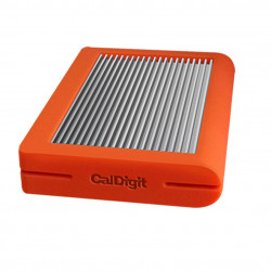 CalDigit Tuff 2TB Disco Duro Externo USB 3.1 Tipo C 10Gb/s Portátil USB-C