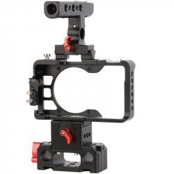 Came-TV  A6300 Cage / Rig para la Sony A6300/A6500