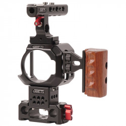 Came-TV  BMMCC Cage / Rig para la Blackmagic Micro Cinema