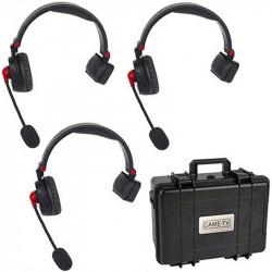 Came-TV Waero 3 pack Wireless Intercom (Intercomunicador) 3 Usuarios