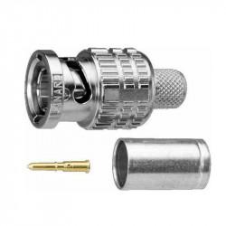 Canare BCP-B45HW Conector BNC 75Ohm para Cable Canare L-4.5CHWS Super Low Loss