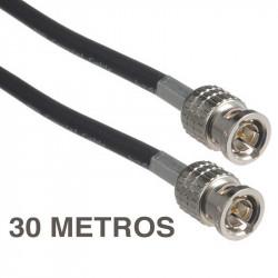 Canare L-4CFB 30 Metros Digital Video Cable Coaxiale Low Loss 3G-SDI