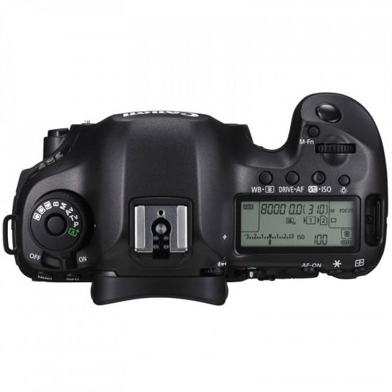 Canon 5DS Cámara DSLR (sólo cuerpo) 50.6MP Full-Frame CMOS Sensor