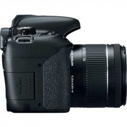 Canon Cámara EOS Rebel T7i con lente EF-S 18-55mm f / 4-5,6 IS STM
