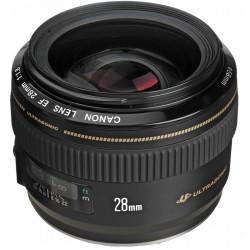 Canon EF 28mm f/1.8 Lente USM Gran Angular