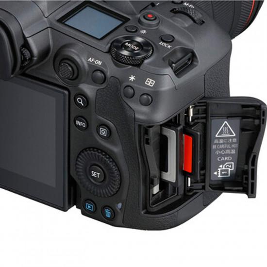 Canon EOS R5 Cámara Mirrorless con RP 24-105mm f/4L 45 MP RAW 8K