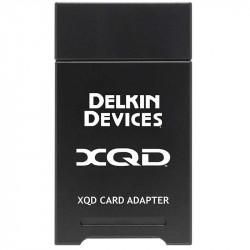 Delkin Devices Lector XQD Interfaz USB 3.1 Gen 1 tipo A