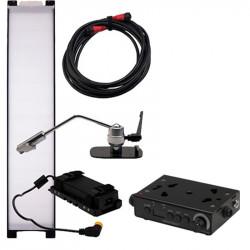 DMG LUMIERE Switch SL1 KIT 1 AC con driver y montura Goose Neck