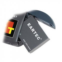 Eartec Auricular Doble Remote UltraLITE con batería de litio recargable