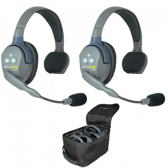 Eartec UL2S EU Wireless Intercom (Intercomunicador) 2 Usuarios