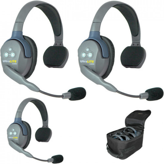 Eartec UL3S EU Wireless Intercom (Intercomunicador) 3 Usuarios