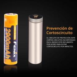 Goal Zero 18650  Bateria 3000 mAh 3.75volts