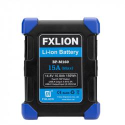 FXlion BP-M160 Batería Lithium V-Mount Compacta 159Wh 14.8V 15A