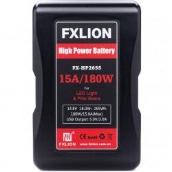 FXlion Batería High Power Lithium V-Mount 18Ah 265Wh