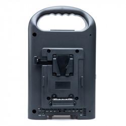 FXlion PL-Q280B Cargador V-Mount Fast Battery Charger