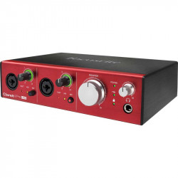 Focusrite Clarett 2Pre USB 10x4 USB Audio Interface