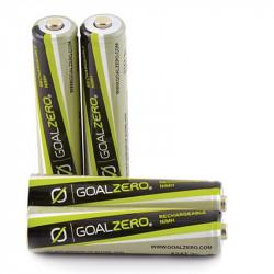 Goal Zero AAA  4-Baterías Ni-MH  800 mAh