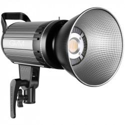 GVM LED bicolor G100W 3200 a 5600K con alto CRI de 97