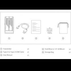 Hollyland Mars X Transmisor de Video HD a Smartphones o tablets