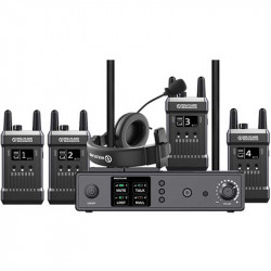 Hollyland Mars 1000 Wireless Intercom (Intercomunicador) 4 Usuarios