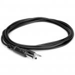 "Hosa CMP-110 Cable Audio Plug 1/4"" TS  3mts a 3.5mm TRS"