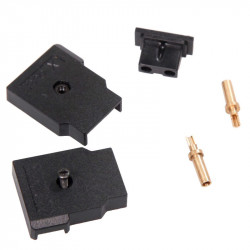 Conector D-Tap hembra para cable 18AWG